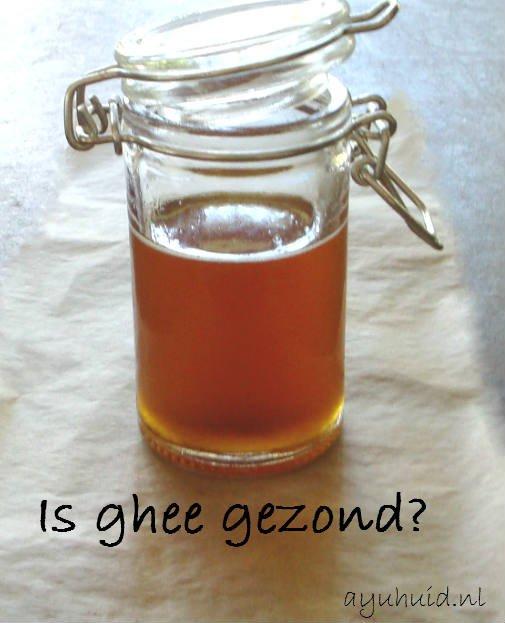 Ghee gezond