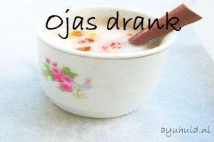 Ojas drank