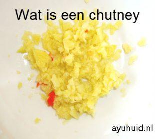 Wat is een chutney?