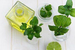 pepermunt olie tegen uitgezette maag en winderigheid