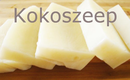 kokoszeep recept
